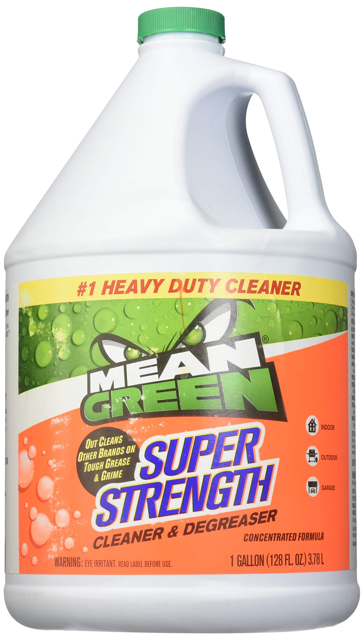 Amazon Com 2 Pack Mean Green Super Strength Cleaner And Degreaser 40 Fl Oz Each Health Amp Personal Care