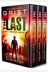 The Last Mayor Series: Books 1-3 (The Last Mayor Series Boxset) (Last Mayor Omnibus Book 1) Kindle Edition