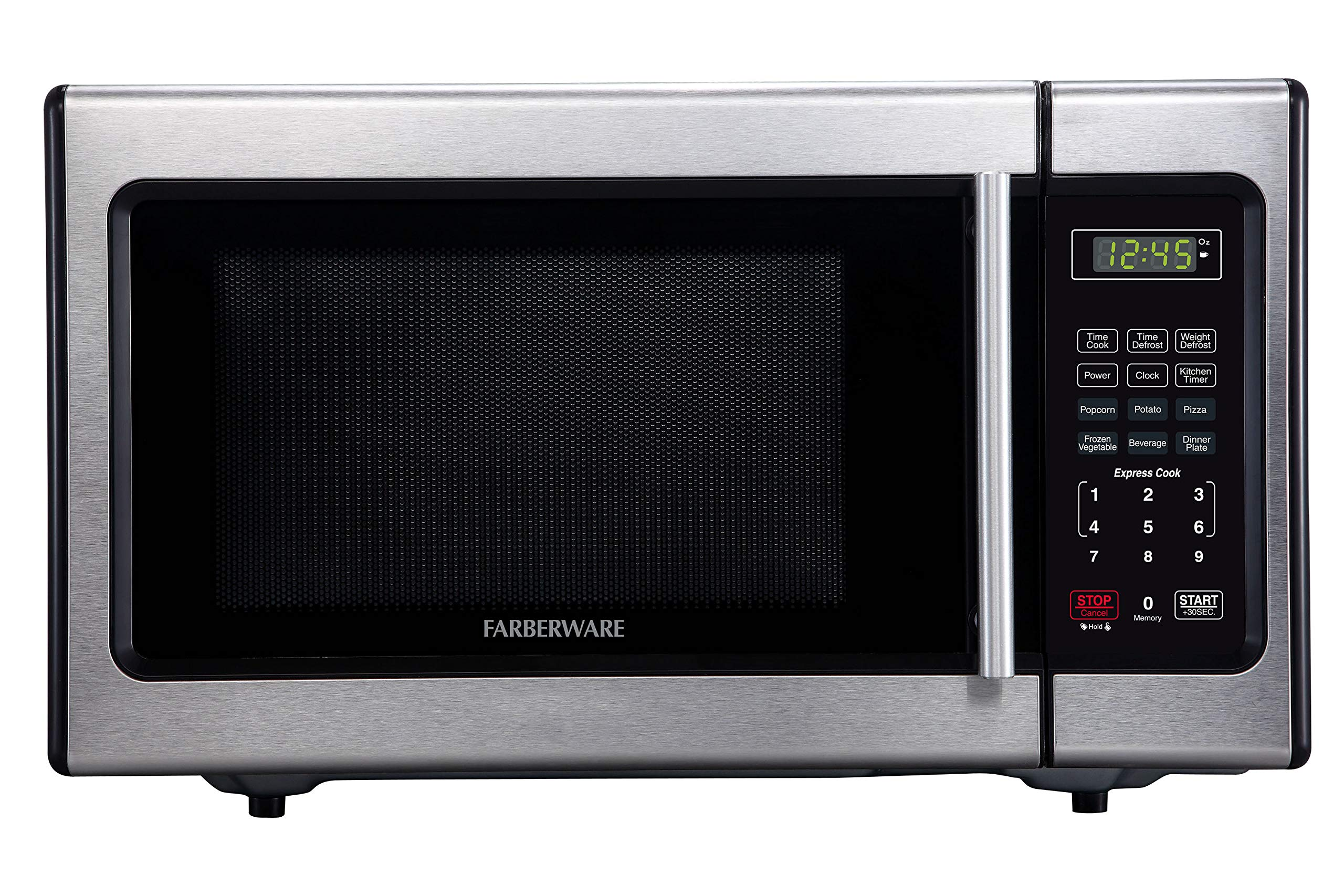 Farberware FMO09AHTBKD Classic 0.9 Cu. Ft. 900-Watt Microwave Oven