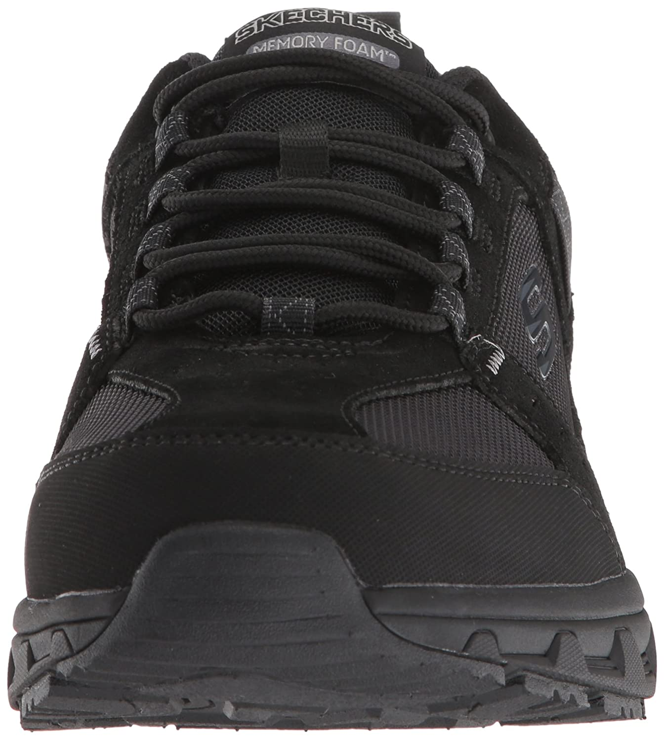 Skechers Black Herren Oak Canyon Sneaker Black Skechers Bbk 44265c