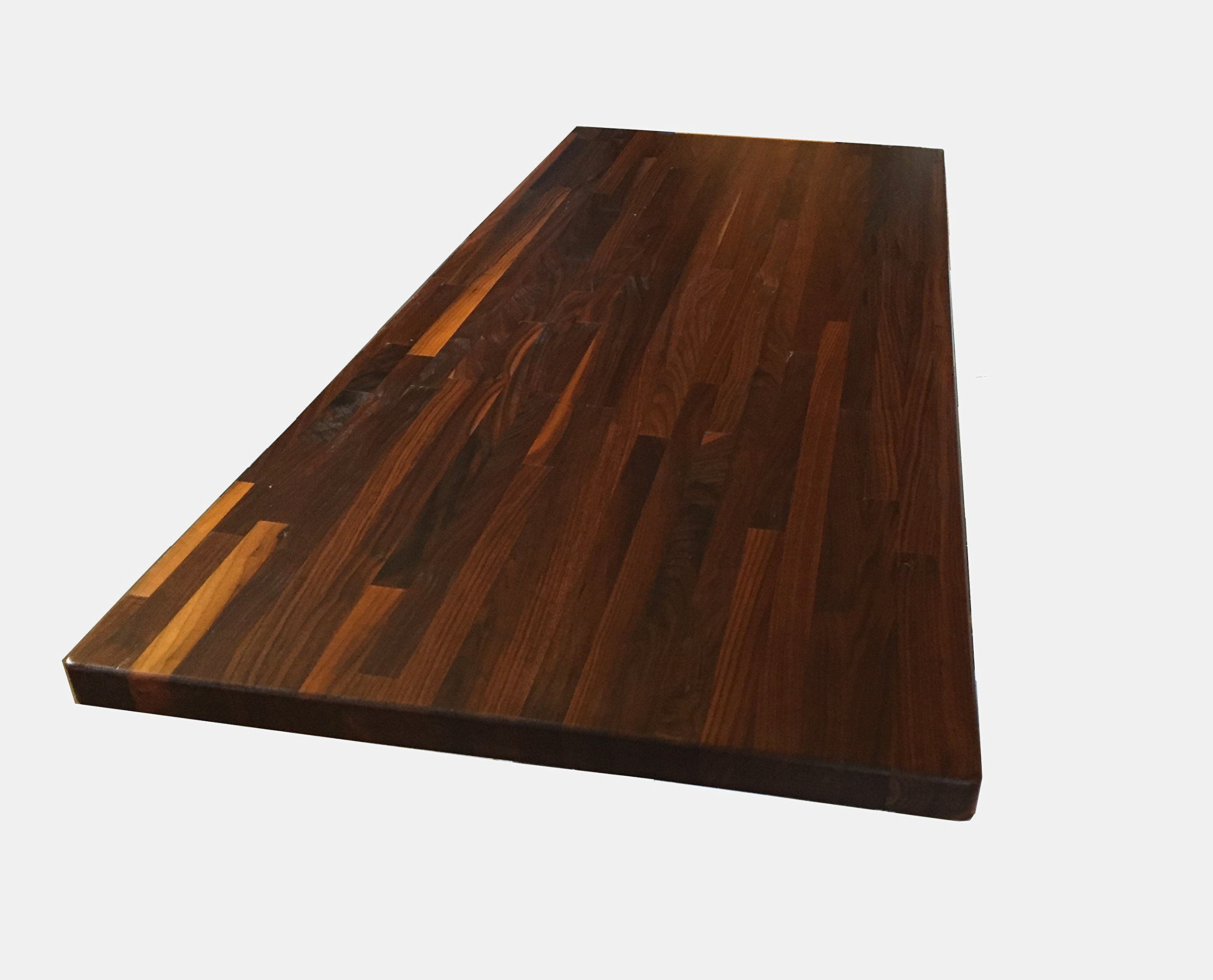 Forever Joint Walnut Butcher Block Wood Countertop - 1.5'' x 26'' x 96''