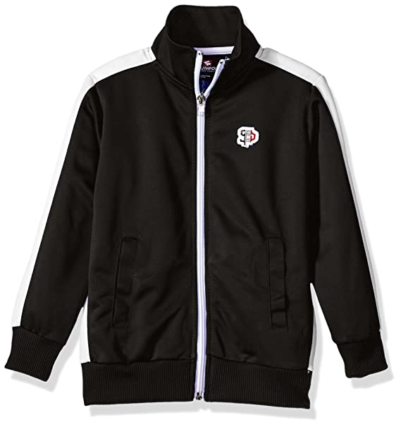 bca8844349ba Amazon.com  Southpole Boys  Little Full-Zip Athletic Track Jacket ...