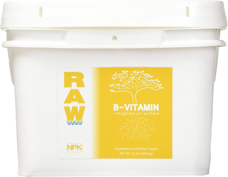 RAW NPK Industries 717860 B-Vitamin Fertilizer, 10 lb, 10 Pound
