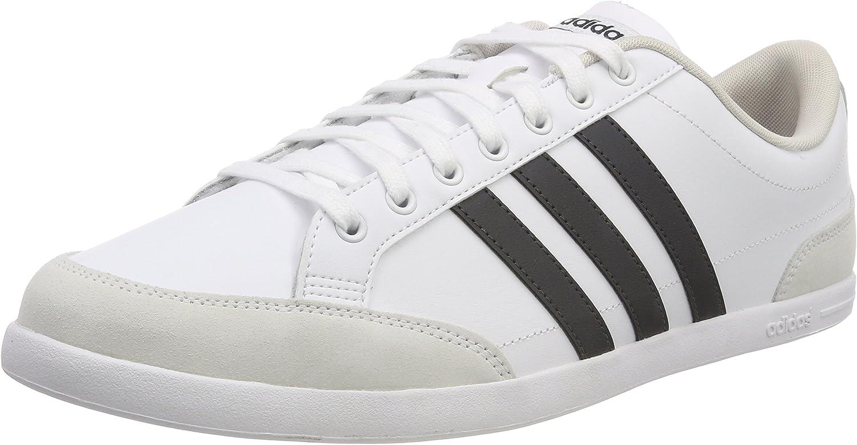 ADIDAS CAFLAIRE HERREN Sneaker DB1347 Weiß Freizeit Schuhe