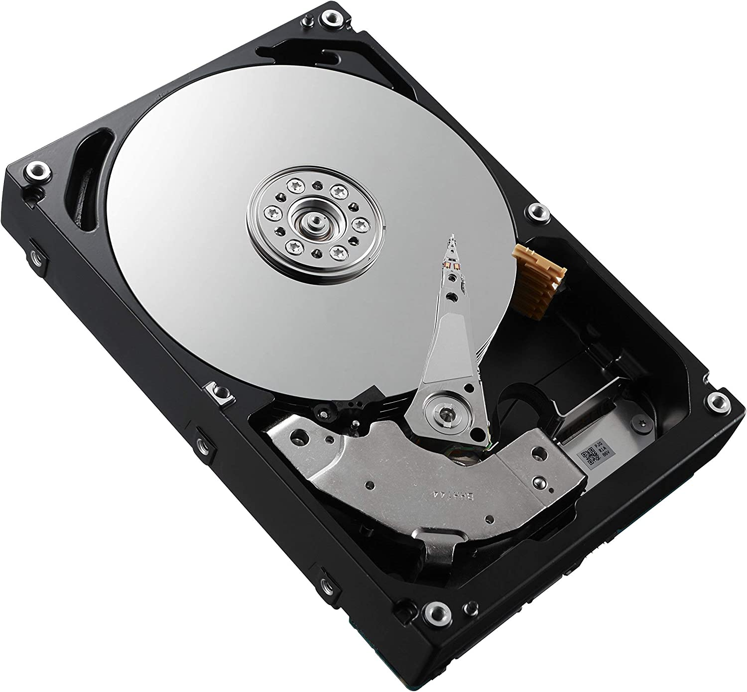 DELL Part # ST9600204SS-DELL, (Renewed)