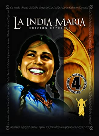 La India Maria: Special Edition, 4 Pack Vol. 1