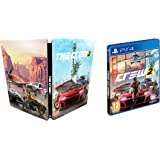 The Crew 2 - Steelbook Edition [Esclusiva Amazon] - PlayStation 4