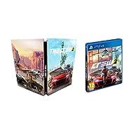 The Crew 2 - Steelbook Edition [Esclusiva Amazon] - PlayStation 4