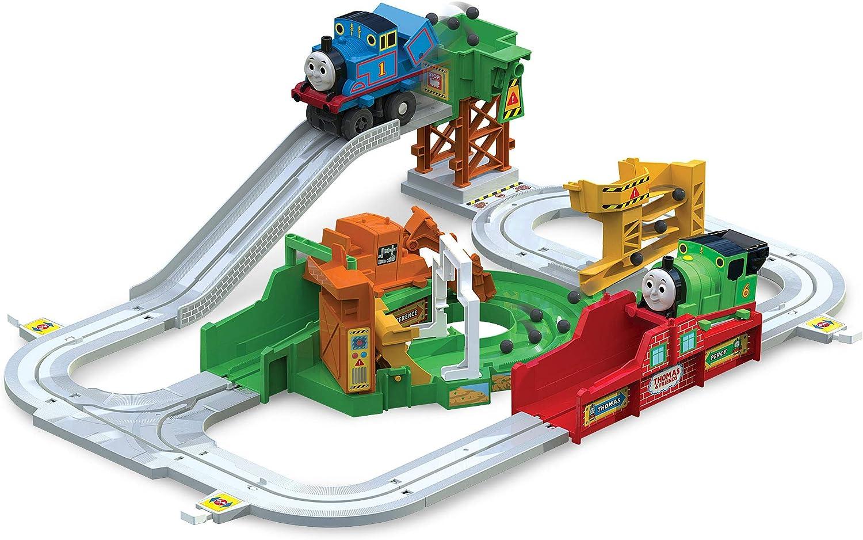 Thomas und seine Freunde- Thomas Big Loader Spielset Juego con Locomotora, Color na. (Tomy T14000)