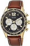 [ゲス] 腕時計 W0970G2 メンズ 並行輸入品 ブラウン