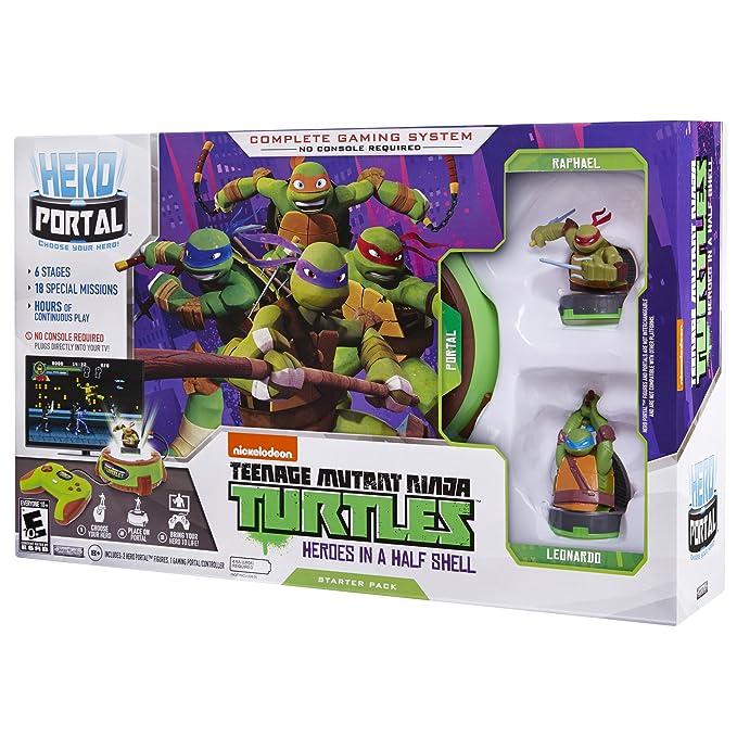 Amazon.com: Teenage Mutant Ninja Turtles Hero Portal Juego ...
