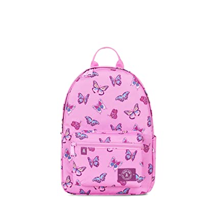 db6907b46e2 Amazon.com   Parkland Edison Kids Backpack, Butterflies   Kids  Backpacks