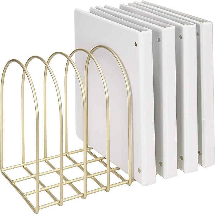 Top 10 Binders Shelf Desktop