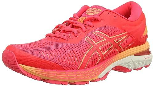 ASICS Gel-Kayano 25, Zapatillas de Entrenamiento para Mujer: Amazon.es: Zapatos y complementos