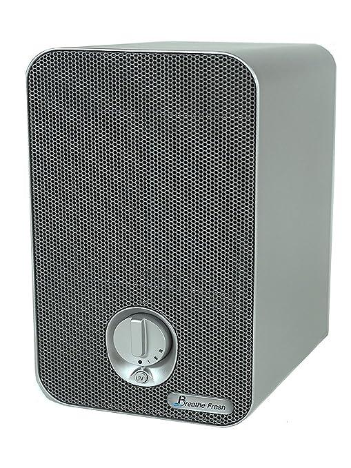 Breathe Fresh 3 en 1 Purificador de sistema de limpieza de aire, 28 cm