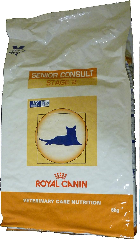 ROYAL CANIN Alimento para Gatos Senior Consult Stage 2-6 kg