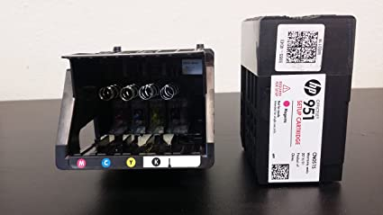 Cabezal de impresión HP 950 con Set de Tinta para Officejet Pro ...