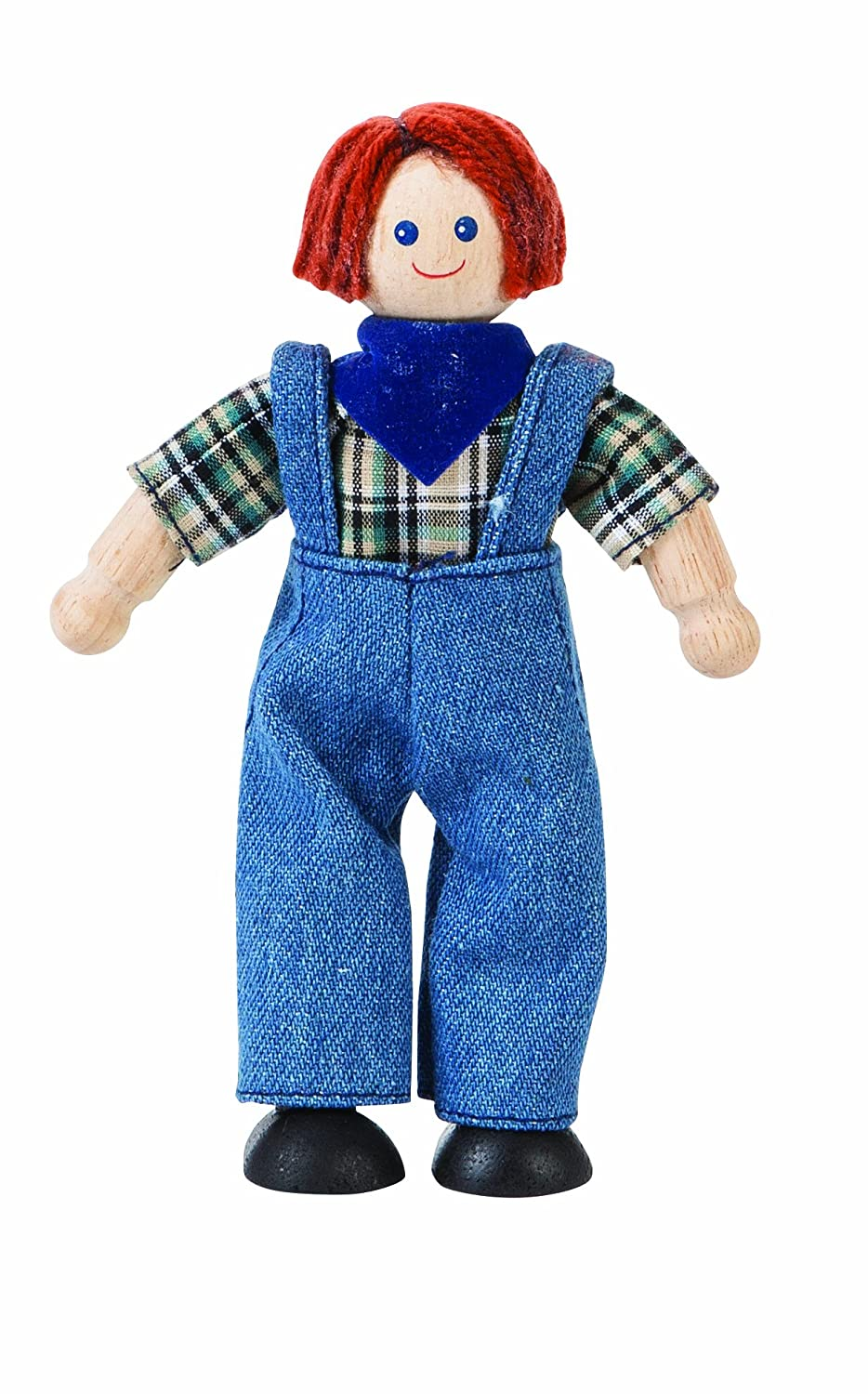 stuffed farmer man toy for Thanksgiving Classroom games for kids