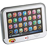 Fisher-Price Laugh N Learn Smart Stage Tablet, Grey