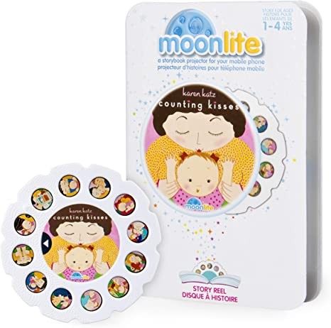 Amazon.com: Moonlite - Carrete de cuento de besos para ...