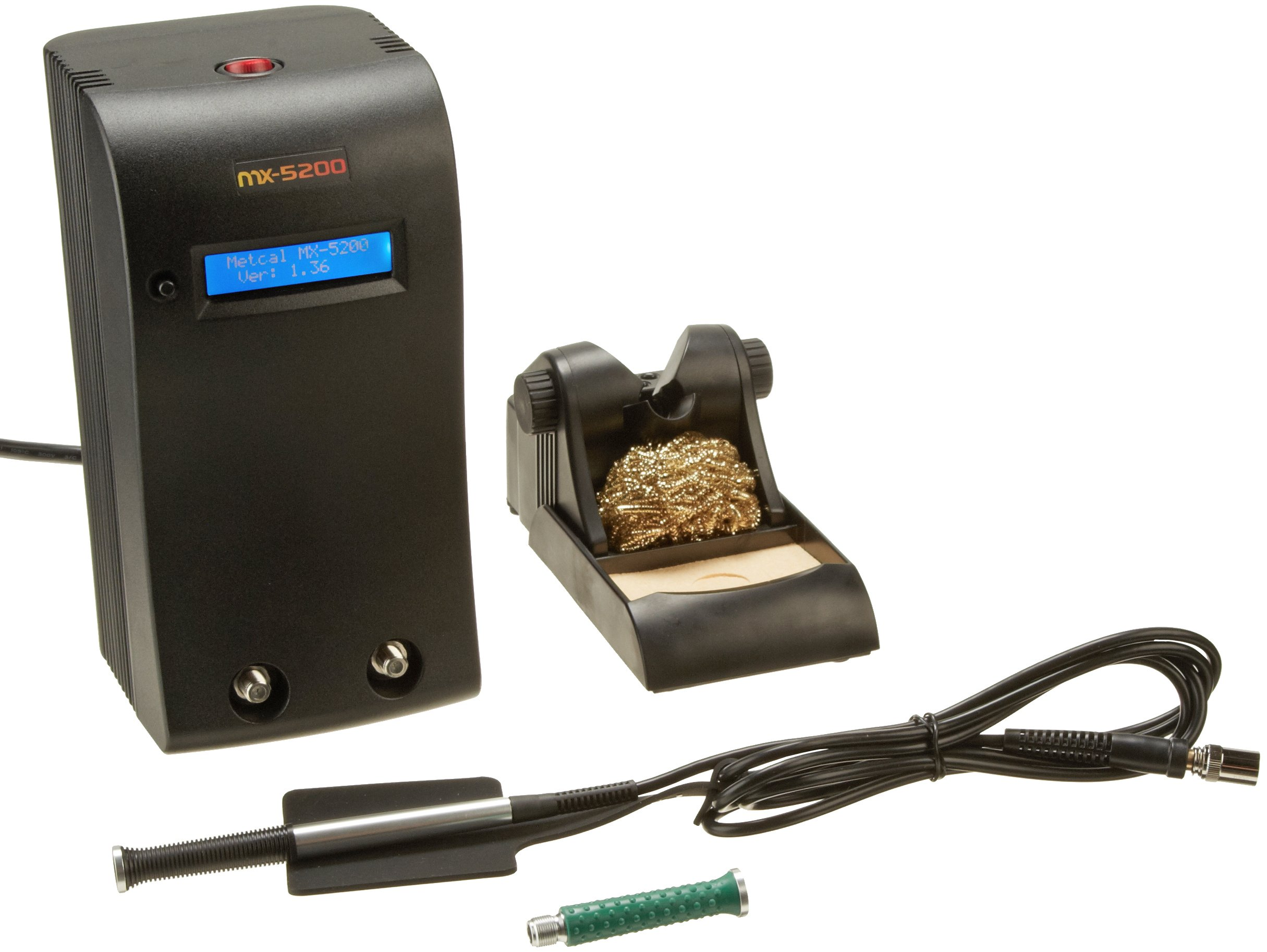 Metcal MX-5210 Soldering and Rework System with 1 Hand-Pieces