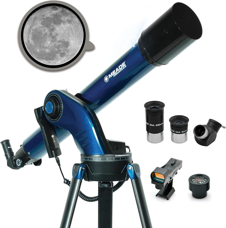 Black Meade Instruments 218005 StarNavigator NG 90 Maksutov-Cassegrain Telescope