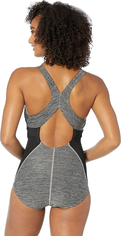 69aad324e0c Endurance Speedo Womens One Piece Swimsuit Texture Touchback Speedo Men's  and Women's Swimwear 7723110-400-P