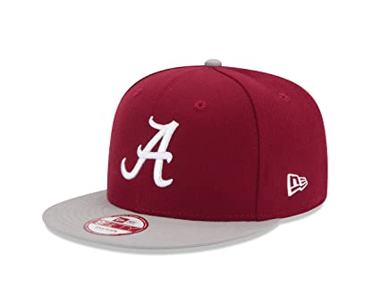 3b28679ee9f Amazon.com   New Era NCAA Basic 2Tone 9FIFTY Snapback Cap   Sports ...