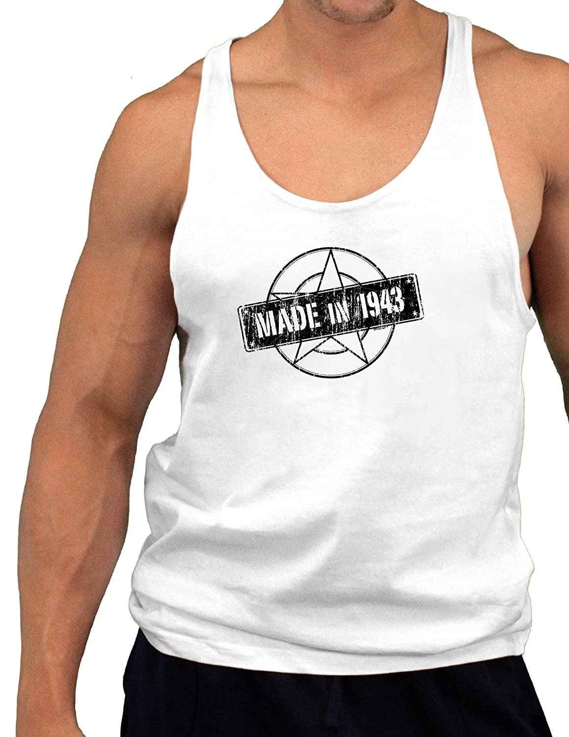 Made In 1943 Mens String Tank Top