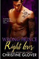 Wrong Prince, Right Lover Kindle Edition