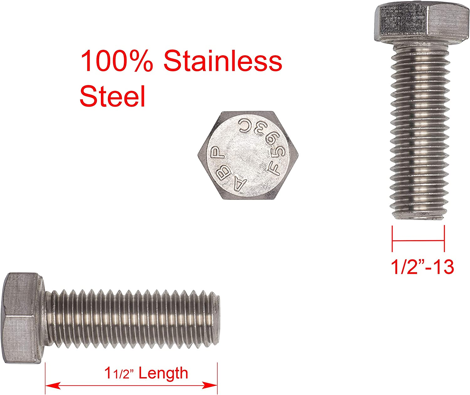 The Hillman Group 332267 5//16-18 X 1//2 Socket Head Set Screw 100-Pack Cup Point