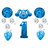 Blues Clues First 1st Birthday Party Balloons Decorations Supplies