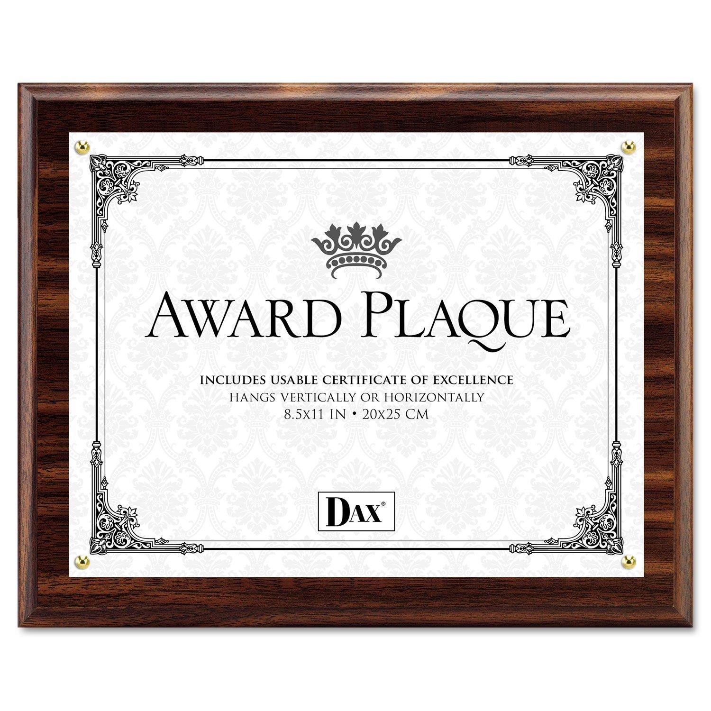 Burnes Framed Certificates (DAXN15818T)