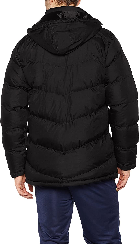 XS negro//rojo chaqueta podio Givova