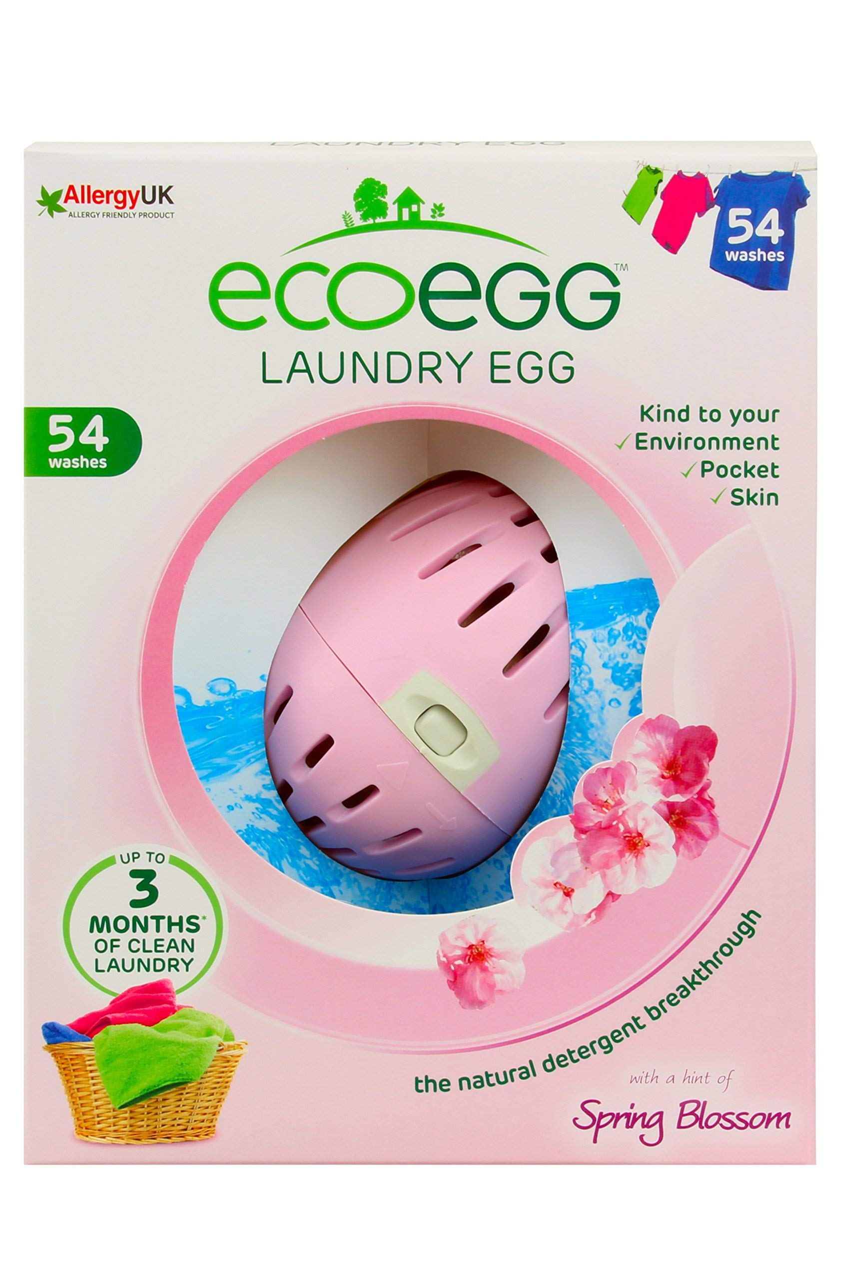 Ecoegg EELE54SB - Producto de hogar, Color Rosa product image