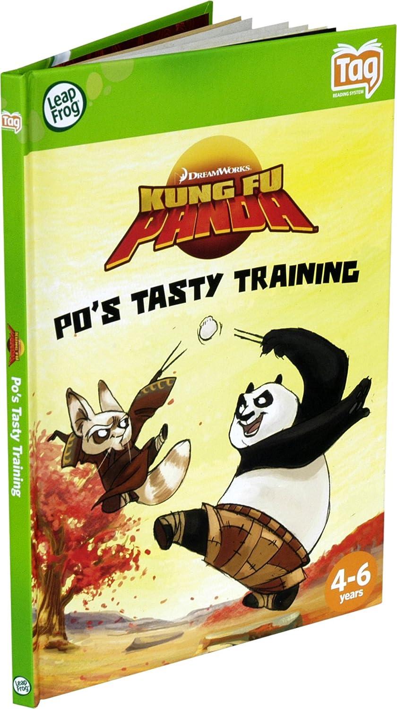 Leap Frog Tag(TM) Activity Storybook Kung Fu Panda: Po's Tasty Training