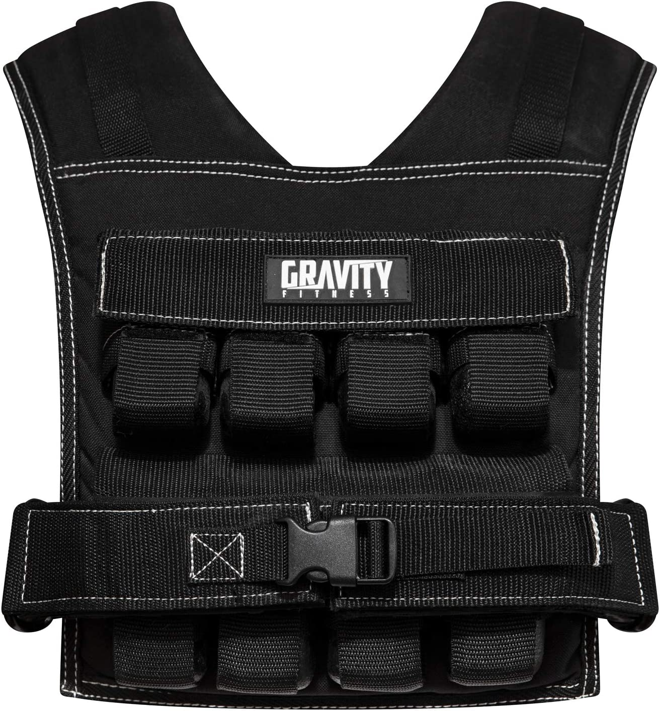 Capital Sports Battlevest 2.0 Weight Vest Weight Plates High Wearing Comfort and Optimal Weight Distribution Thanks to Thick Padding on the Shoulders