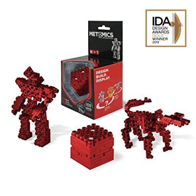 METOMICS Mind3 Collector Series (Ruby Red): Toys & Games