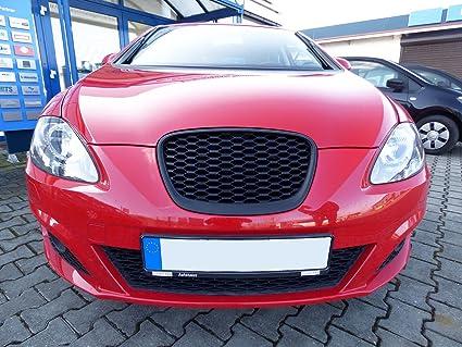 Parrilla Seat Leon 1P 09-12 diseño Panal de Abeja