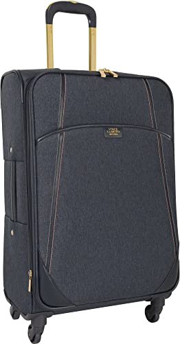 Vince Camuto 24 Expandable Spinner Suitcase, Blue