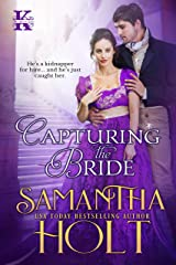 Capturing the Bride (The Kidnap Club Book 1) Kindle Edition