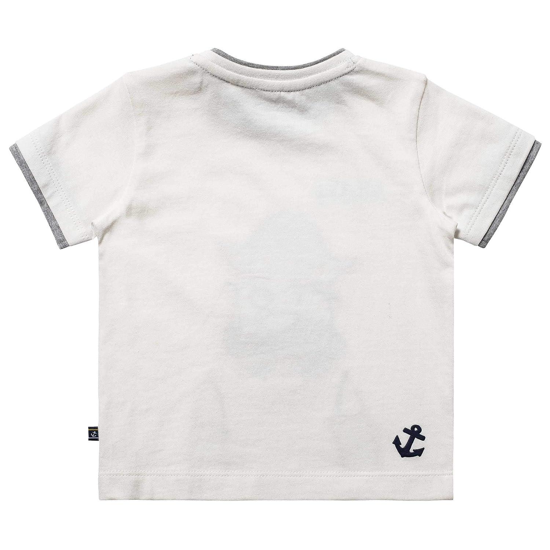 Light Blue Staccato Jungen T-Shirt AHOY 230070514