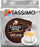 TASSIMO Grand'Mère Café Long 16 Tdisc - Pack de 5 (80 Tdisc)