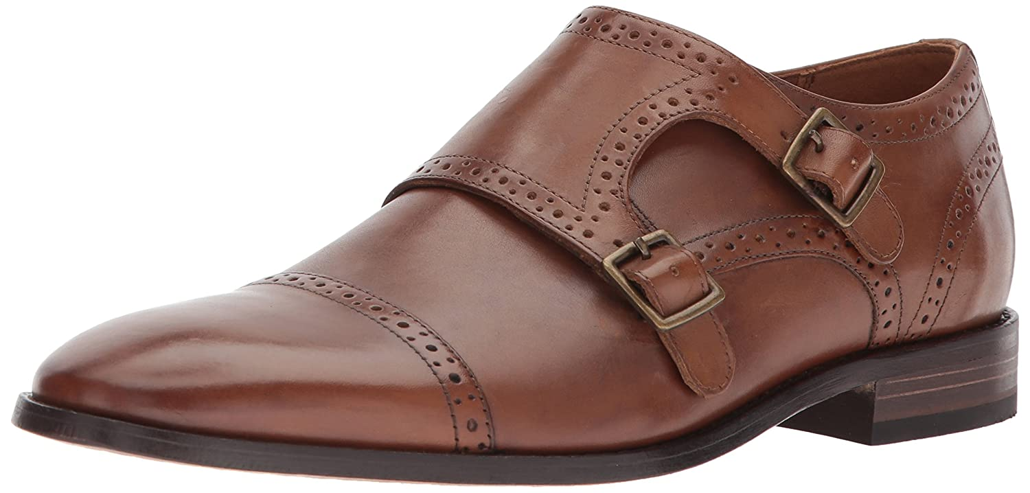 Bostonian Men's Nantasket Monk Strap Loafer by Bostonian