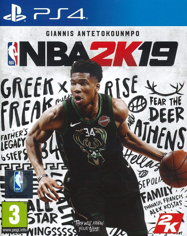 NBA 2K19: Amazon.es: Deportes y aire libre