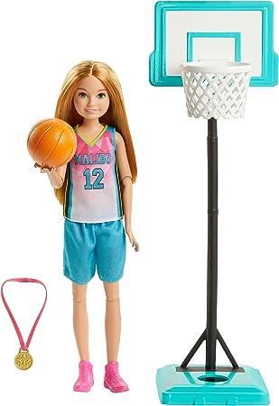Amazon.es: Barbie Dreamhouse Adventures, Stacie A Jugar el Basket ...