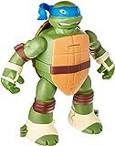 """Teenage Mutant Ninja Turtles Micro Mutants Scale Leonardo Figure Playset, 9.5"""""""