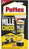 Pattex  Millechiodi Forte&Rapido - Colla di montaggio, 100gr Blister