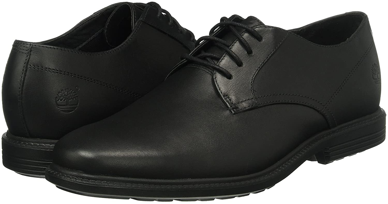Timberland Arden Heights Ox Black BLACK (7 US): Amazon.ca: Shoes & Handbags
