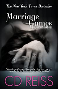 Marriage Games (The Games Duet Book 1)